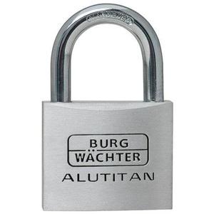 Vorhängeschloss BURG-WÄCHTER 770 ALUTITAN 770 HB 20 26