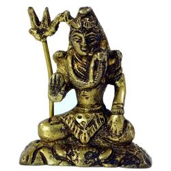Guru-Shop Dekofigur Shiva Talisman aus Indien 5,5, cm - Motiv 6