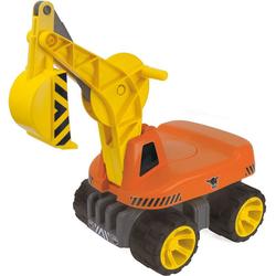 BIG Spielzeug-Aufsitzbagger Power Worker Maxi Digger Schaufelbagger