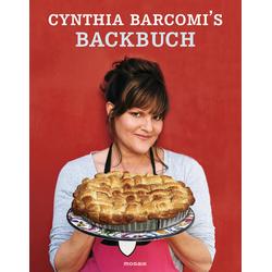 Cynthia Barcomi's Backbuch als Buch von Cynthia Barcomi