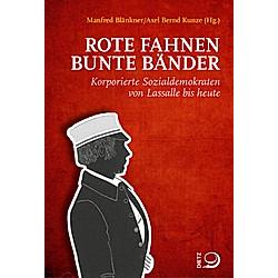 Rote Fahnen  bunte Bänder - Buch