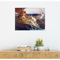 Posterlounge Wandbild, Odysseus und die Sirenen 40 cm x 30 cm