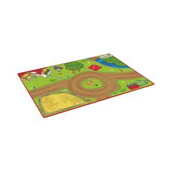 Kinderteppich Schleich 42442 Farm World: Spielteppich Bauernhof, Schleich®