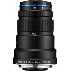 Venus LAOWA 25mm f/2.8 2.5-5x Ultra-Makroobjektiv Sony FE
