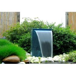 Ubbink Gartenbrunnen Vicenza, 35 cm Breite, Wasserbecken BxT: 48x79 cm, (Komplett-Set)