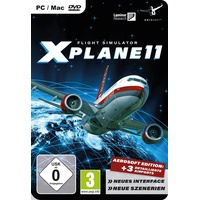 X-Plane 11 - Aerosoft Edition (USK) (PC/Mac)