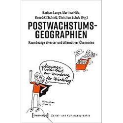 Postwachstumsgeographien - Buch