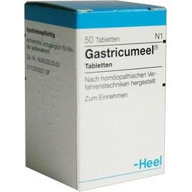 Heel GASTRICUMEEL Tabletten 50 St