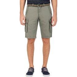 TIMEZONE Shorts Maguire mit 100% Baumwolle grau W 38