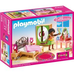 Playmobil® Spielfigur PLAYMOBIL® 5309 Schlafzimmer mit Schminktischchen