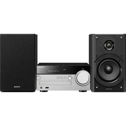 Sony CMT-SX7B Stereoanlage Air-Play, AUX, Bluetooth®, CD, DLNA, DAB+, USB, UKW, Spotify, Multiroom-
