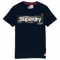 Superdry Herren Camo Box Tee - L