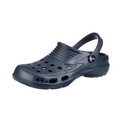 Beck Damen CLOGS Clog blau 45