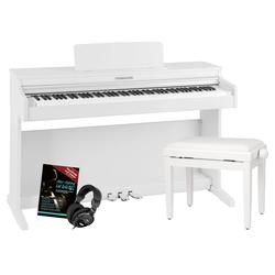 Steinmayer DP-321 WM Digitalpiano weiß matt Set