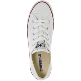 Converse Chuck Taylor All Star Dainty Low Top white/red/blue 38