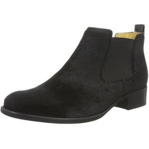 Gabor Shoes Damen Chelsea Boots, Schwarz (57 Schwarz), 39 EU