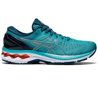 ASICS Gel-Kayano 27 W techno cyan/sunrise red 39