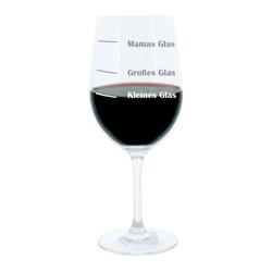 LEONARDO Weinglas XL, mit Gravur, Mamas Glas, Geschenk