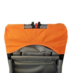FUXTEC Transporttasche Orange Bollerwagen (BW-TTOR)