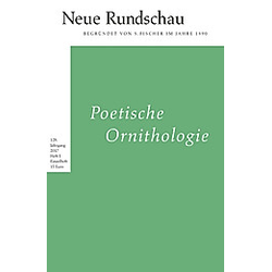 Poetische Ornithologie - Buch