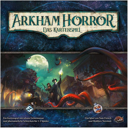 FFG Arkham Horror, Gesellschaftsspiel