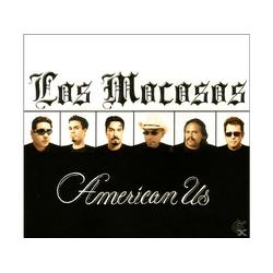 Los Mocosos - American Us (CD)