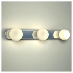 Licht-Trend Wandleuchte Azos Spiegel 44cm IP44
