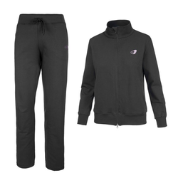 Get Fit W Suit - Trainingsanzug - Damen Black