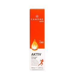 CANOBO extra AKTIV Muskelgel mit CBD 100 ml