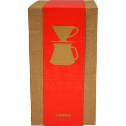 Hario V60 Filterkaffee-Set 01 rot