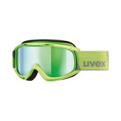 Uvex Skibrille Skibrille slider FM, pink dl/gold-rose grün