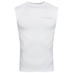 "Funkcjonalna koszulka Givova Tank Top ""Corpus 1"" biała - XL"
