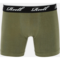 Shorts REELL - Trunks Boxershort Olive (160)