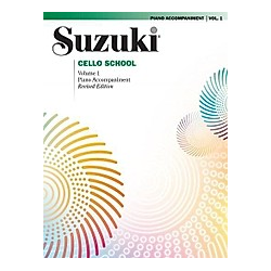 Suzuki Cello School  Piano Accompaniment. Shinichi Suzuki  - Buch