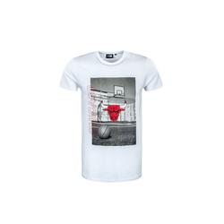 New Era T-Shirt NBA Photographic Chicago Bulls XS