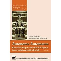Autonome Automaten - Buch