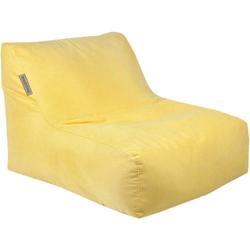 Sitzsack CHAIR, Soft, honig gelb