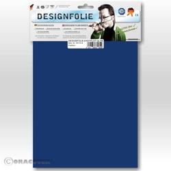 Oracover 50-050-B Designfolie Easyplot (L x B) 300mm x 208mm Blau