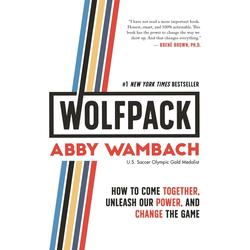 WOLFPACK als Buch von Abby Wambach