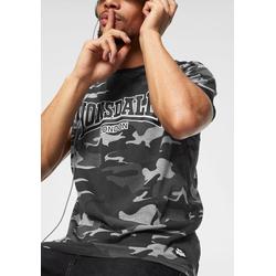 Lonsdale T-Shirt COBBETT grün Herren Shirts