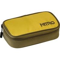 Nitro Pencil Case XL golden mud 3-tlg.