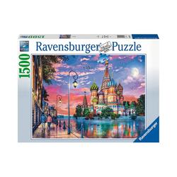 Ravensburger Puzzle Puzzle Moscow, 1.500 Teile, Puzzleteile