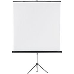 Franken Leinwand mit Stativ Valueline 150 x 150 cm