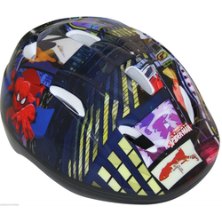MARVEL Kinderfahrradhelm Spiderman