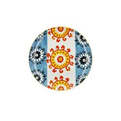 KHG Teller  Persian Summer ¦ blau ¦ Porzellan Ø: 27.8