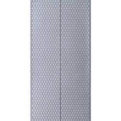 52423 H0, TT Kunststoff-Platten Grau (L x B) 200mm x 100mm Kunststoffmodell
