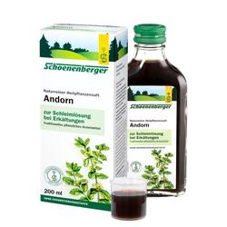 Andorn naturreiner Heilpflanzensaft Schoenenberger
