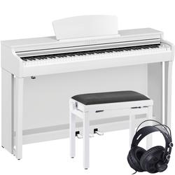 Yamaha CLP-725 Weiß Set