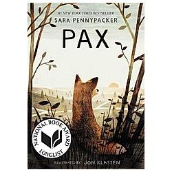 Pax. Sara Pennypacker  - Buch
