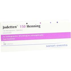 Jodetten 150 Henning